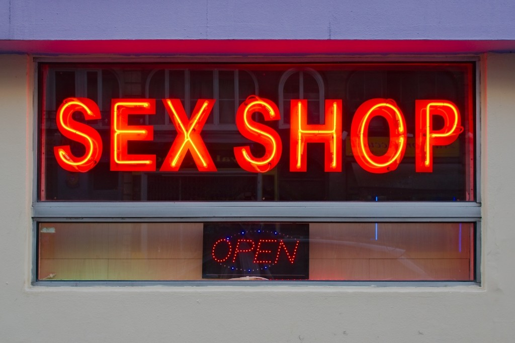 The Secret History Of Sex Store